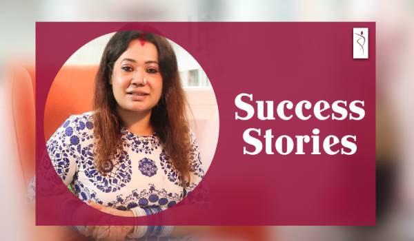 Success Stories | Mrs. Santosh - Testimonial