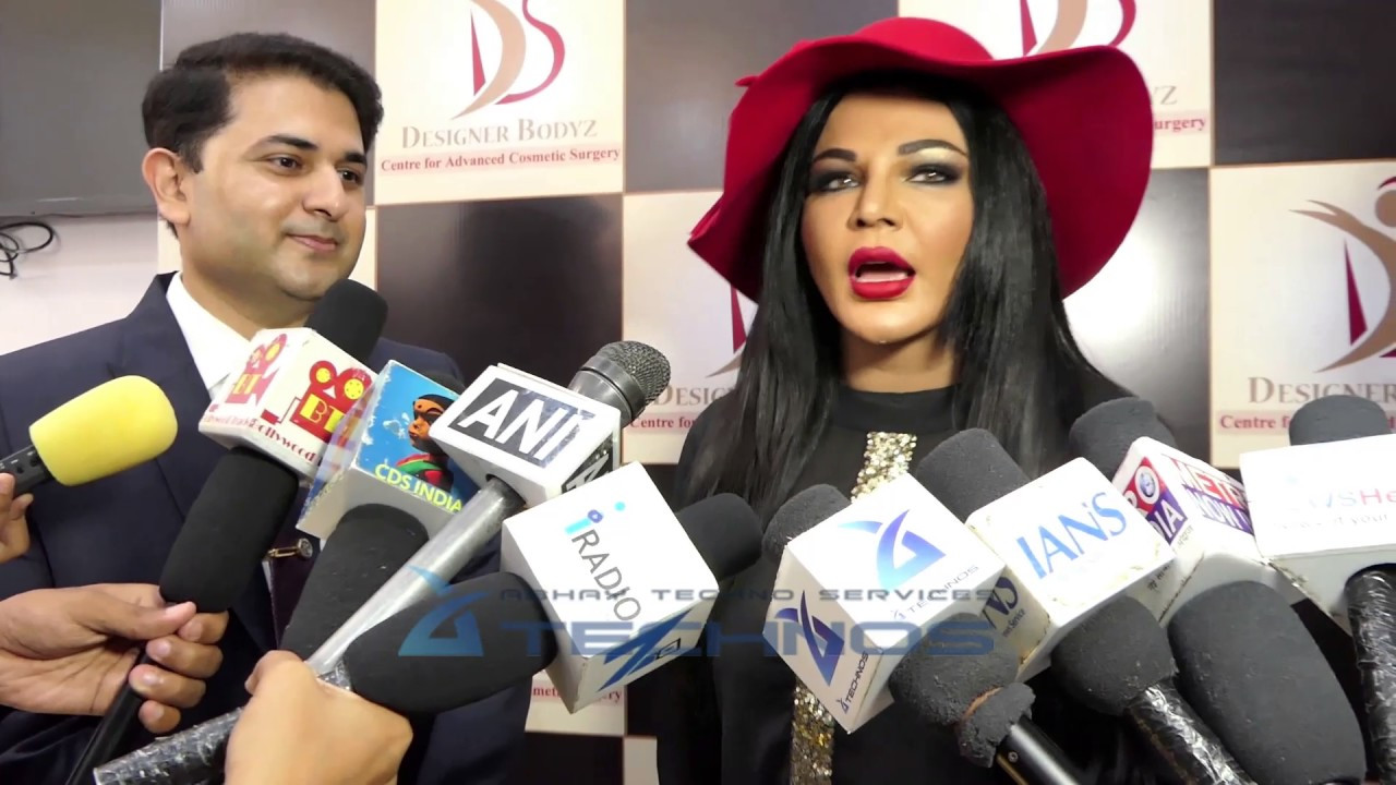 Rakhi Sawant, Neetu Chandra & Other Celebs At Launch of Designer Bodyz