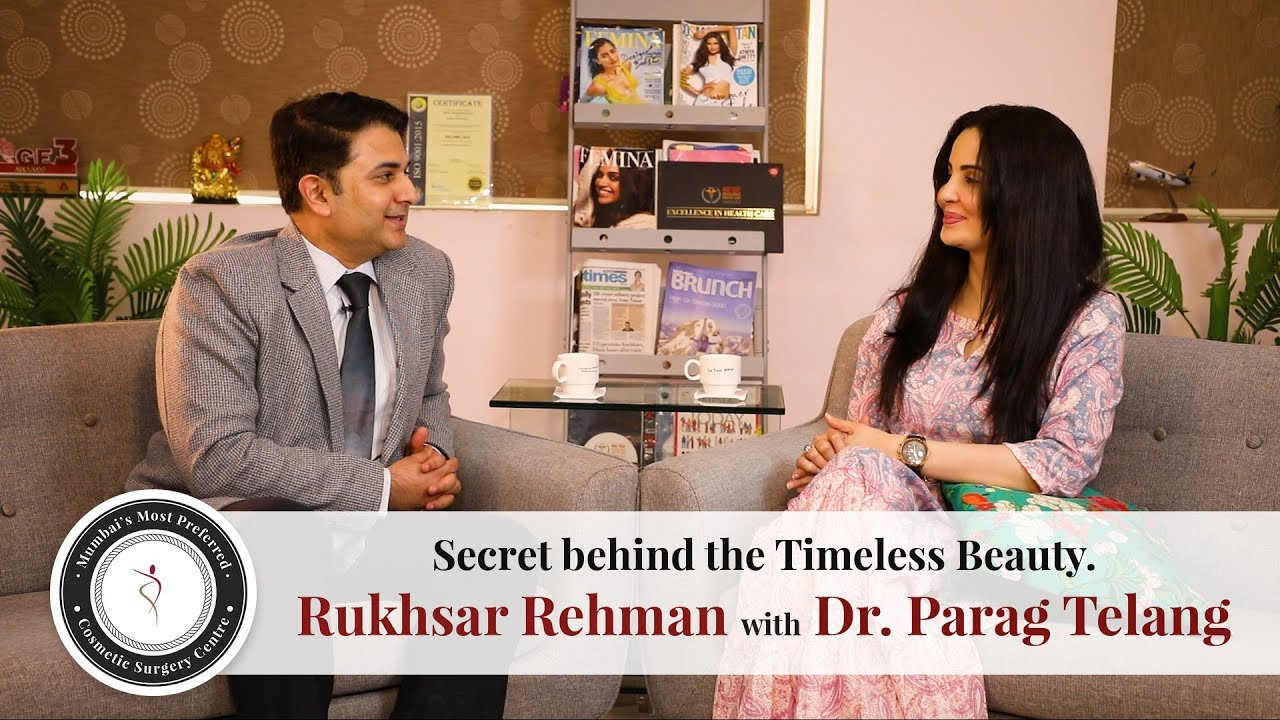 Rukhsar Rehman in conversation with Dr. Parag Telang