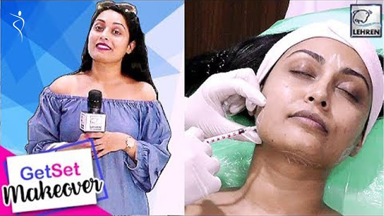 Snigdha Akolkar got a slimmer face with BOTOX at Designer Bodyz!