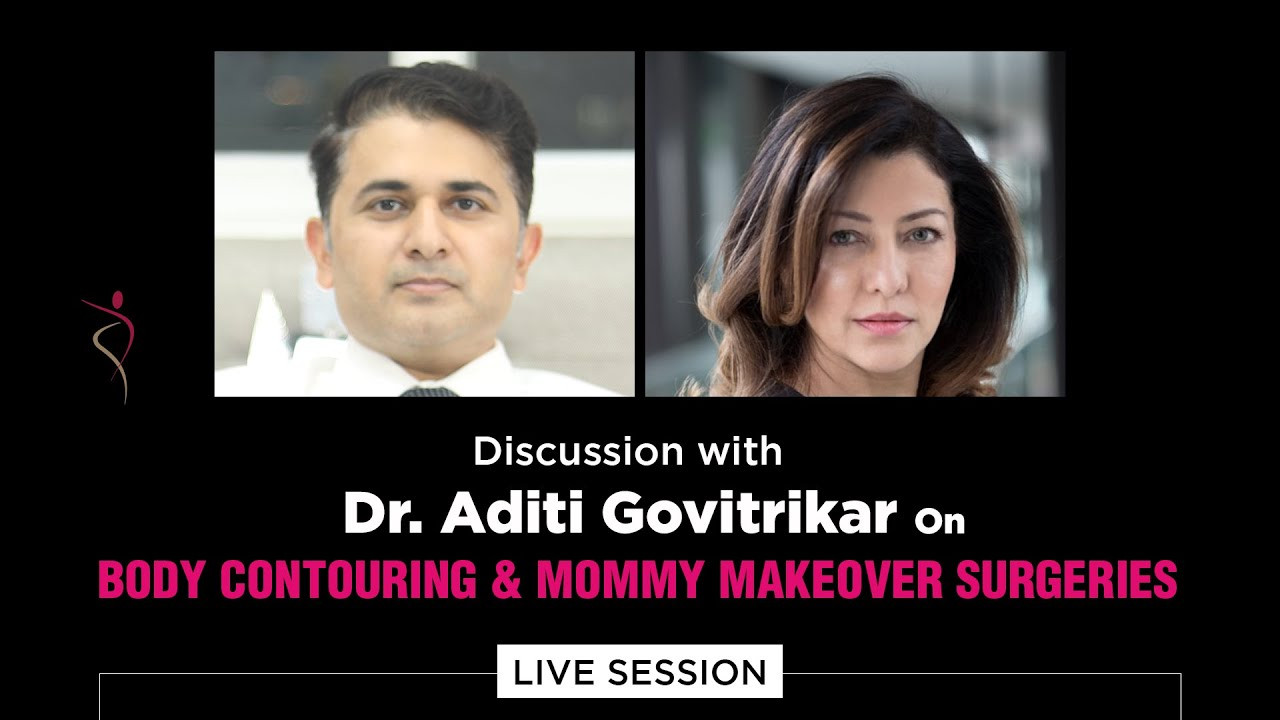 Body Contouring and Mommy Makeover Surgeries   Instagram LIVE Session